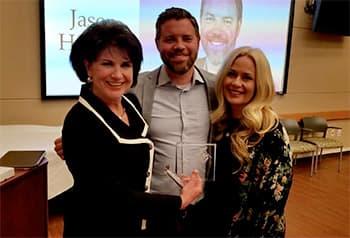 Jason Hewlett Award
