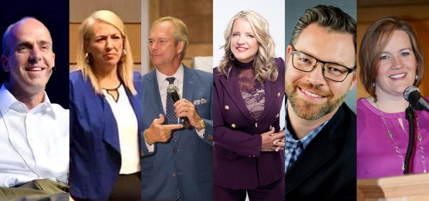 NSAMountainWest Leadership & Hall of Fame Speakers
